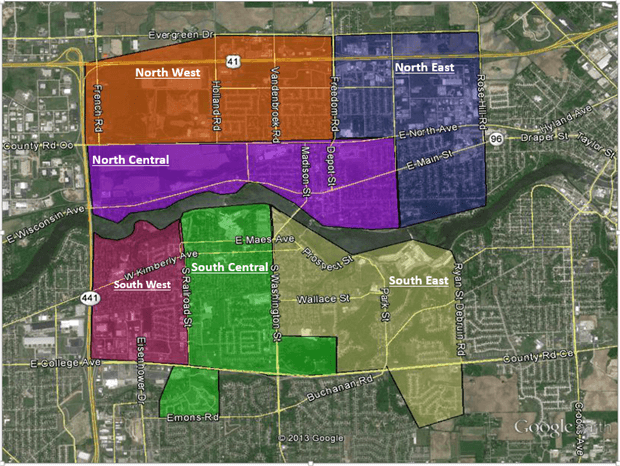 POP Districts